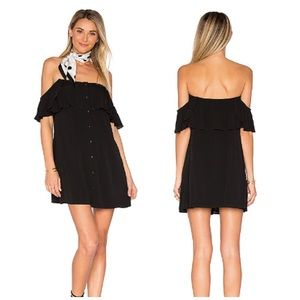 Privacy Please Norval Dress in Black